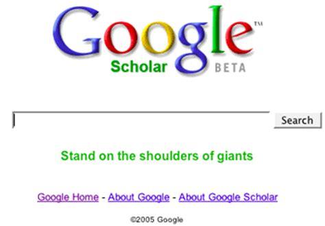 Term paper on google